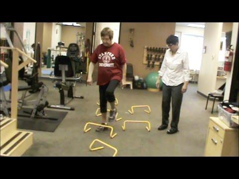 Balance Elderly Fall Physical Therapy Orange Costa Mesa Newport Beach Tustin