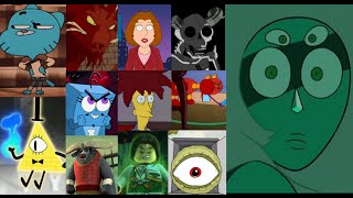 Defeats of my Favourite Cartoon Villains Part I