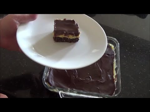 How to Make Nanaimo Bars