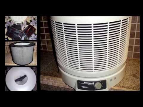 Honeywell Enviracaire HEPA Air Cleaner