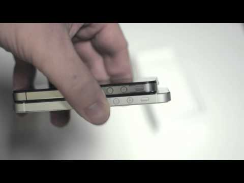 White 32GB iPhone 5 Unboxing