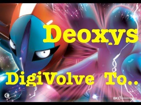 Pokémon X and Pokémon Y   Mega Deoxys!