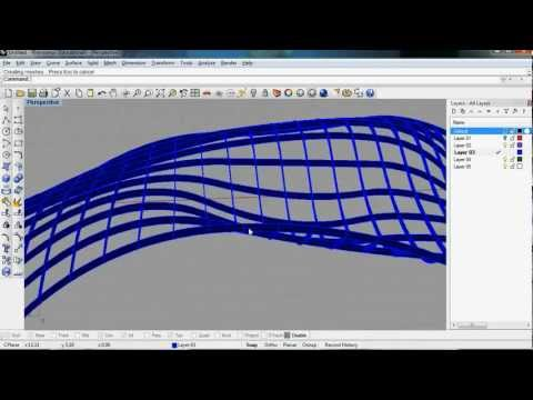 Creating a Roof Structure