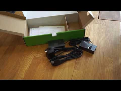 Kinect Adapter and Setup Xbox One S
