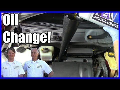 How to Change the Oil and Filter Toyota Prius 2003-2009 - GENII WX20