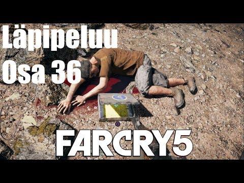Far Cry 5 | Läpipeluu | Osa 36 | Prepper Stash Tehtäviä | Suomi/Finland/FIN