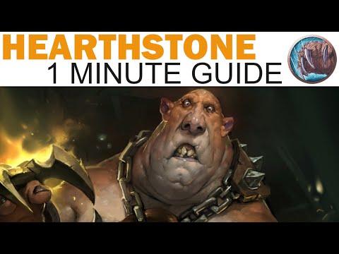 Hearthstone - 1 Minute Guide - Brian Kibler's Hobgoblin Druid (GreenGoblin)