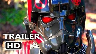 STAR WARS BATTLEFRONT 2 Official Trailer (2017) Blockbuster Game HD