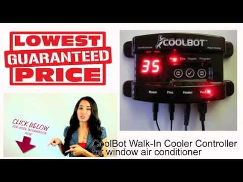 CoolBot Walk-In Cooler Controller REVIEW! Build Your Own Walk-In Cooler With CoolBot??