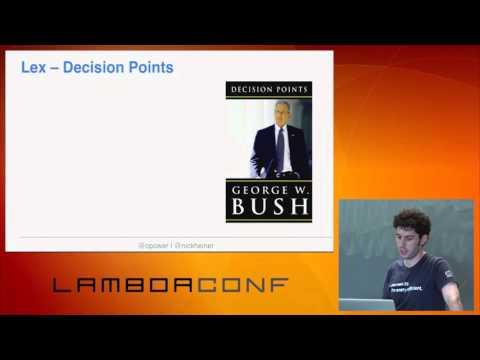LambdaConf 2015 - Make Your Own Programming Language!   Nick Heiner