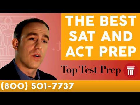 3 Secret Best Ways to Prep for SAT or ACT Exam - TopTestPrep.com