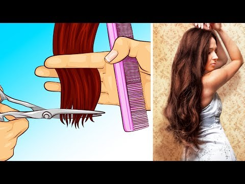 11 Myths That Prevent You from Growing Long Hair
