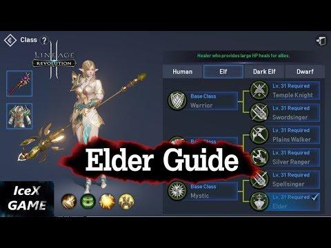 Lineage 2 Revolution Elder Guide