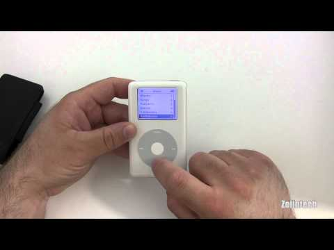 iPod 4th Gen Retro Review