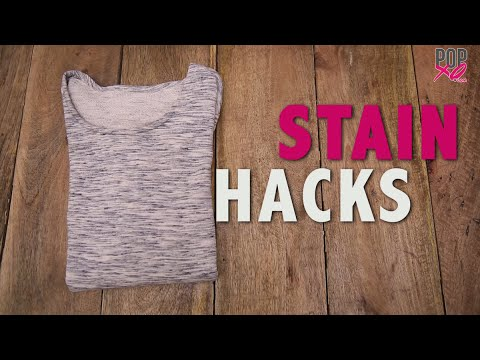 How To Remove All Types Of Stains | Stain Removal Hacks - POPxo