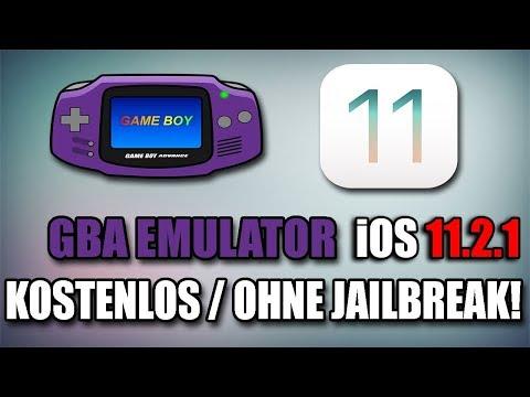 GBA Emulator auf iOS 11.2.1 installieren + ROMS und OHNE Jailbreak! [DEUTSCH]