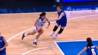 Final Highlights Philippines Vs Thailand 5X5 Basketball W 2019 SEA Games