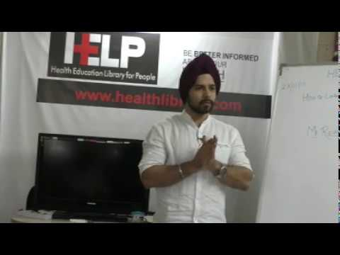 How to Control the Power of Mental Focus By Mr. Ravneet Singh Chawla on Health HELP Talks