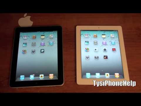 iPad 1 vs. iPad 2 - Whats new?