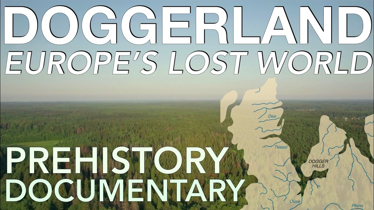 How Doggerland Sank Beneath The Waves (500,000-4000 BC) // Prehistoric Europe Documentary