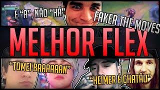 MELHOR FLEX QUEUE DO ANO (ft .HASTAD, JUKES, DANIELS, JOVIRONE E CHEED) - Gratis 150ml