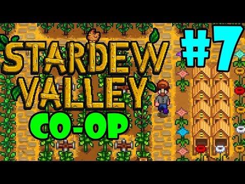 Stardew Valley MULTIPLAYER - BLIND Playthrough - Part 7 (Beta)
