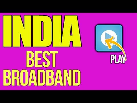 best broadband connection in india - best broadband in india - best broadband in india @50mbps