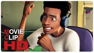 Download Miles Sings Post Malone Scene | SPIDER-MAN: INTO THE SPIDER-VERSE (2018) Movie CLIP HD Video
