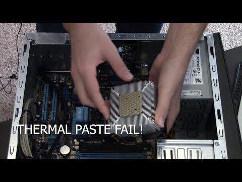 Using an Old PC as a NAS/Server Part 1... A Failure?