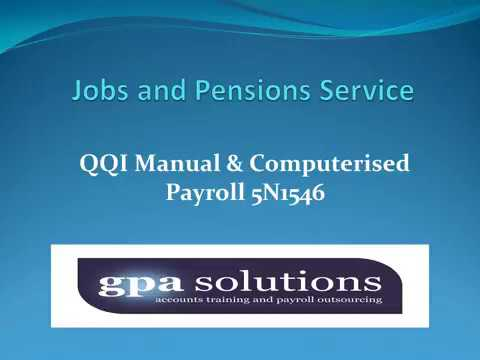 Jobs and Pensions Service