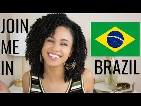 Join Me In Brazil!!!!! 🇧🇷