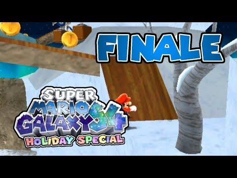 Super Mario Galaxy 64 Holiday Special - Finale - Into The Idiocy