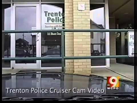 Trenton police officer loses job over traffic ticket.