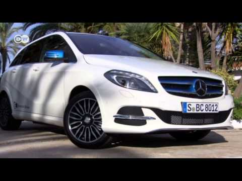 Am Start: Mercedes B-Klasse + B-Klasse Electric Drive | Motor mobil