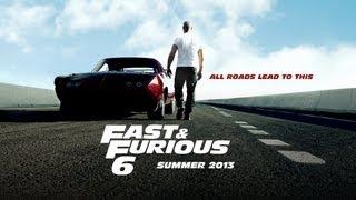 Rychle a zběsile 6 Finalní Trailer HD/CZ titulky (Fast & Furious 6)