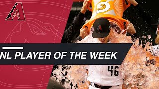 Patrick Corbin is named NL Player of the Week