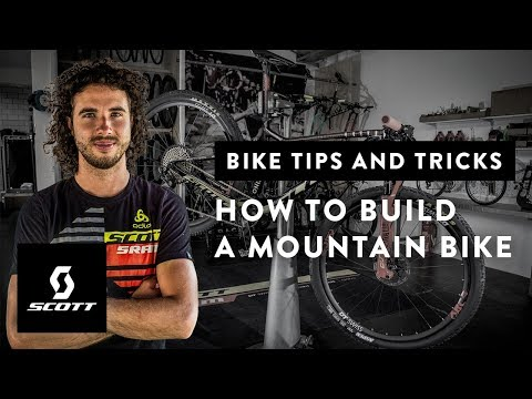 How to Build a Bike with Yanick the Mechanic