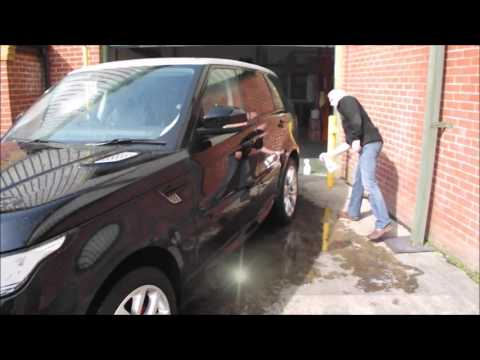 AGlaze Water Based Paint Protector, Range Rover Sport shortened version