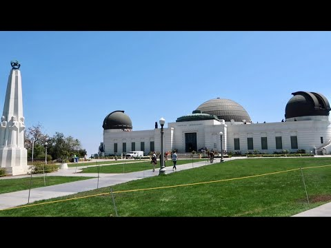 What's Inside The Griffith Observatory ? Los Angeles Famous Landmark