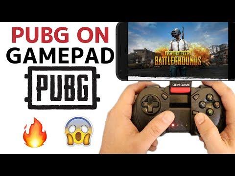 PUBG on gamepad | How to play PUBG on gamepad