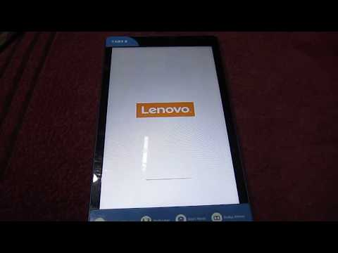 Lenovo Tab 3 Hard Reset | Factory Reset Lenovo 850F | Step By Step Guide