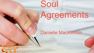 Soul Contracts Danielle Mackinnon