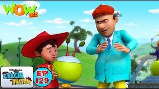 Alien Mera Dost | Chacha Bhatija | Kids Cartoon Show | Wow Kidz