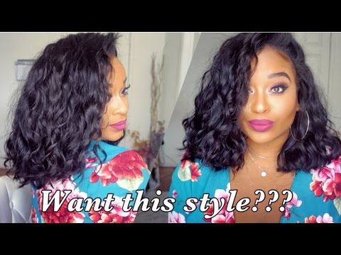 Stema Hair | Aliexpress | brazilian body wave | Install and Style