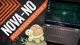 ASUS NovaGo Review: The Always-Connected PC Is Off To A Slow Start