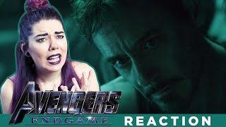 Download Avengers: Endgame - TRAILER #2 REACTION Video
