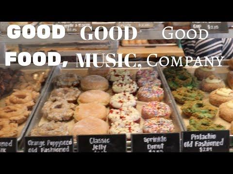 Good Food, Good Music, Good Company