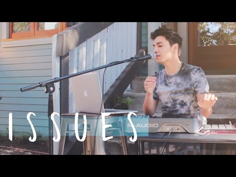 Issues (Julia Michaels)- Sam Tsui Looping Cover