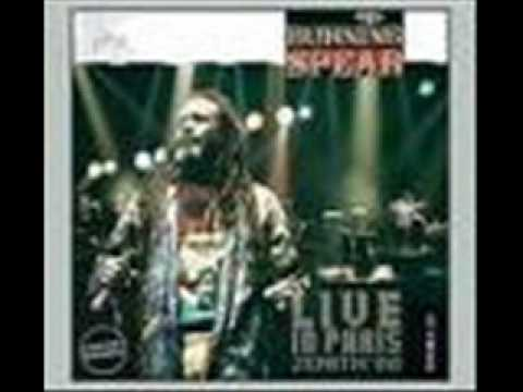 Burning Spear Mistress Music Live In Paris Zenith 1988 cd 2 Track 3.wmv