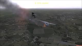 PIA Flight 661 crash at Islamabad